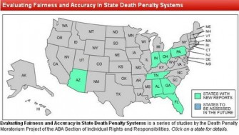 ABA Study Finds PA Death Penalty Flaws