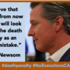 California Gov. Gavin Newsom Declares Moratorium